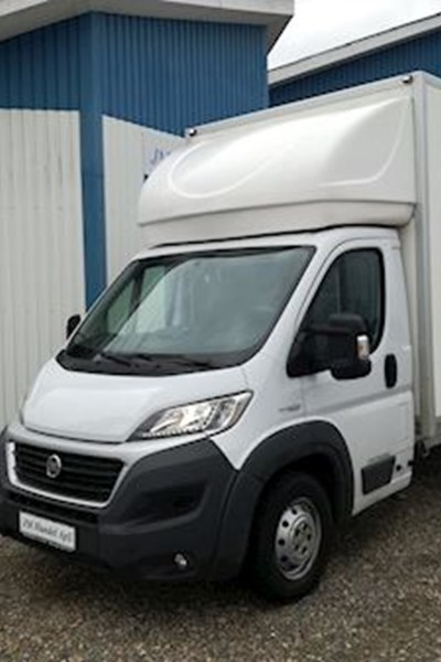 Fiat Ducato Maxi 2,3 Chassis, lukket kasse image